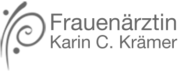Frauenärztin Karin C. Krämer M.Sc. Logo